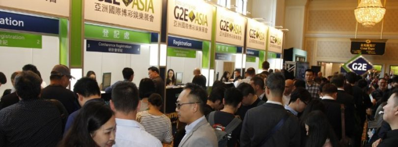 выставка Global Gaming Expo Asia